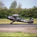 CASA 1-131E Jungmann Srs. 2000 G-RETA North Weald 13-5-89