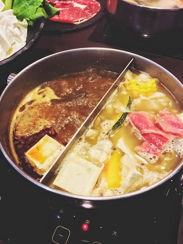 【東區/忠孝敦化站】史記精緻鴛鴦鍋- 一個人也能獨享的迷你鴛鴦鍋