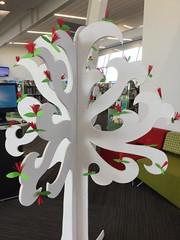 Te Hāpua: Halswell Centre, Pohutukawa Tree craft