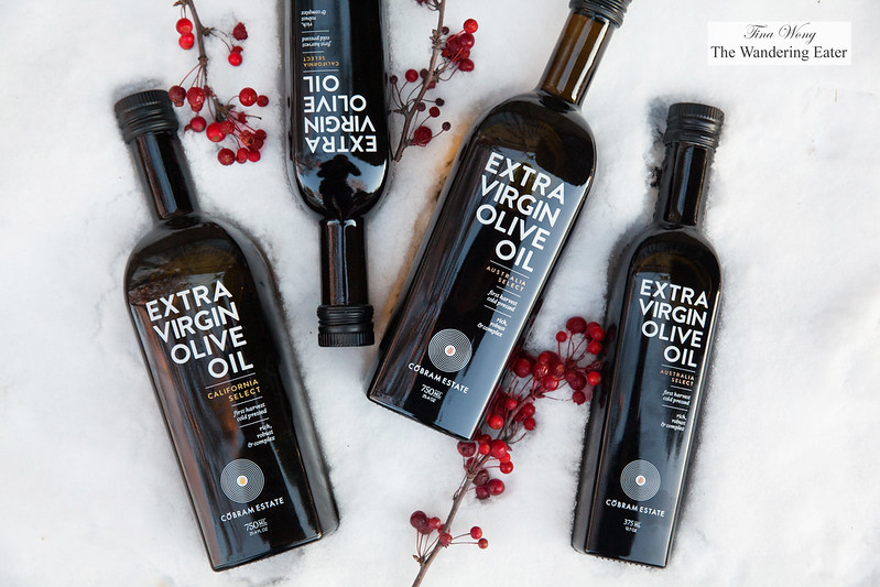 Cobram Estate Extra Virgin Olive Oils