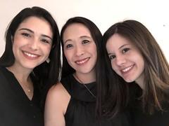 Formatura Galois Infantil - FAC - Teachers Gabriela Boaventura, Erika Oya e Barbara Lucatelli