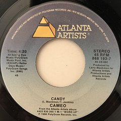 CAMEO:CANDY(LABEL SIDE-A)