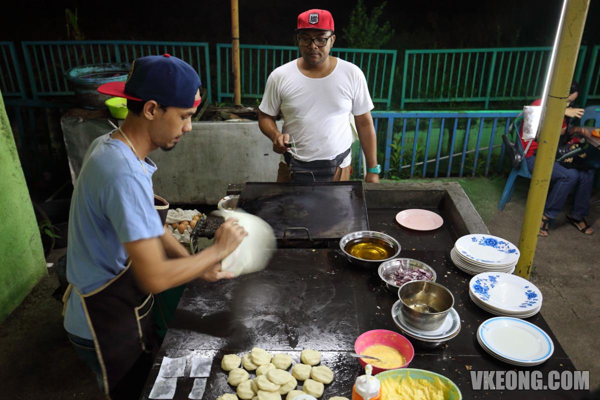 Roti-Terbang-Stall-Kampung-Enam-Melaka