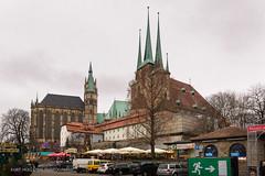 Erfurter Weihnachtsmarkt 2017