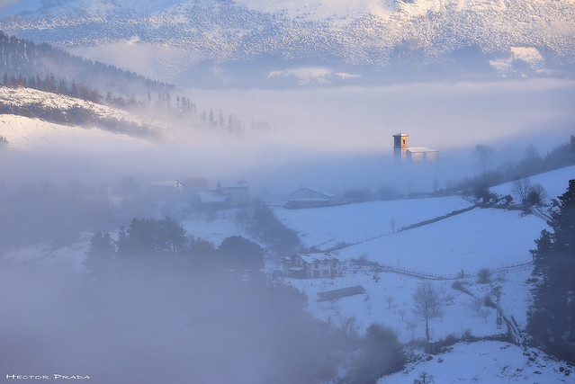 Winter at the Valley