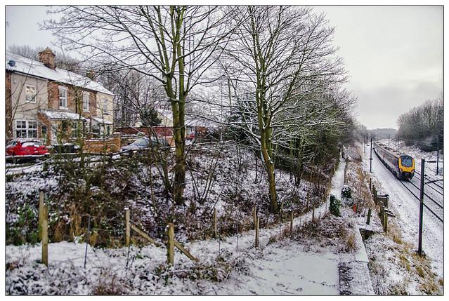 Winters afternoon at Croft., Nikon D7000, Sigma 17-70mm F2.8-4.5 DC Macro Asp. IF