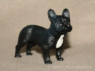 Ranskan bulldoggi, musta_wm