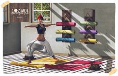 Mandala Yoga Set CHEZ MOI