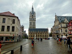 orașe flamande-gent/flemish cities-ghent