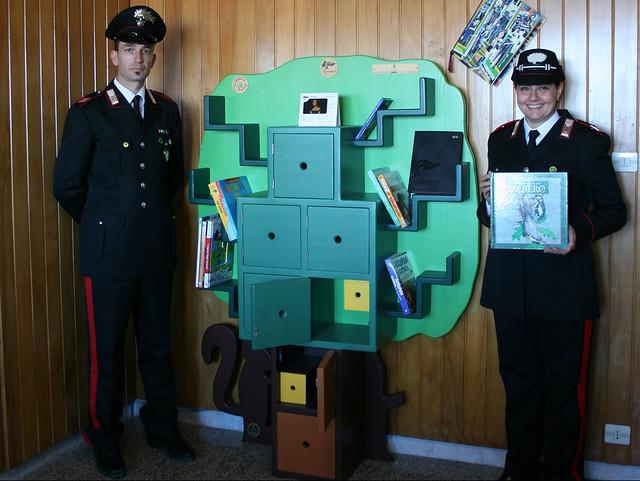 carabinieri forestali e biodiversità