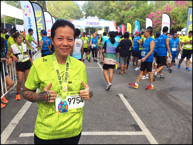 Phukethon 10km Finisher