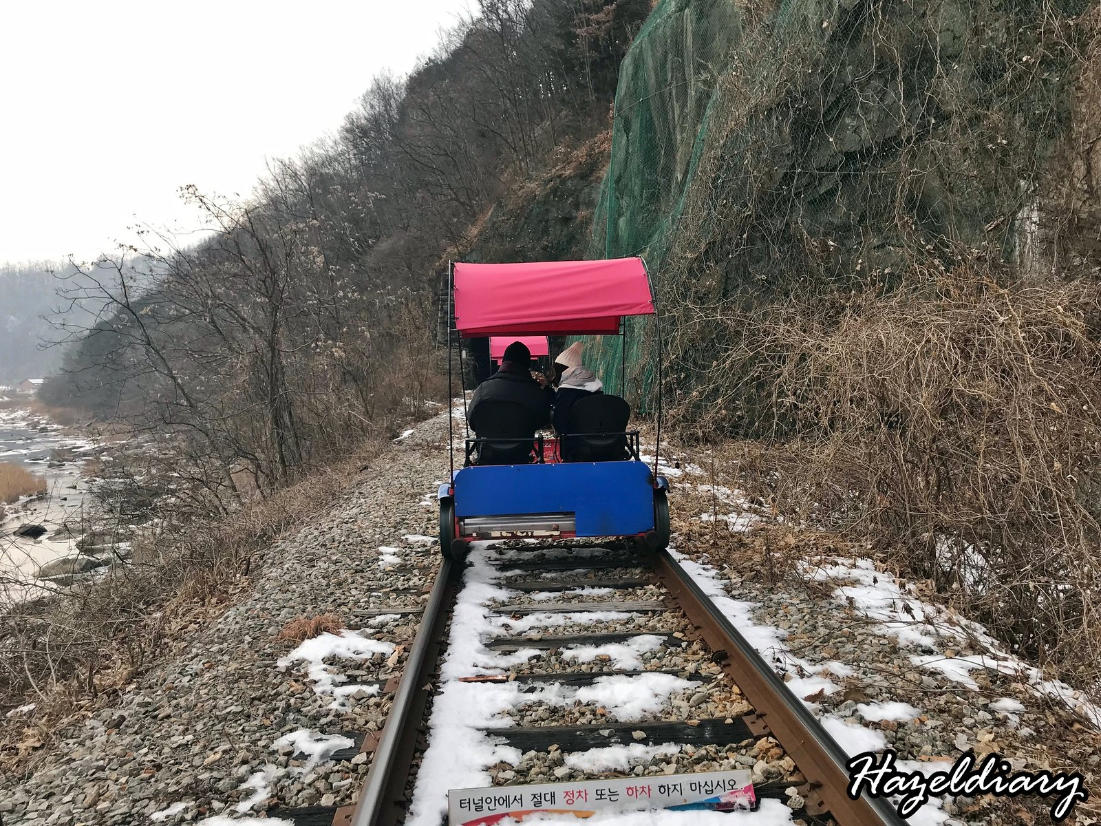 Gangchon Rail Park Korea-3