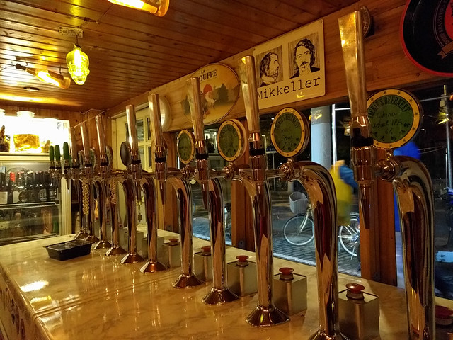 taps @ Jackie's Beer Nest