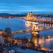 Panorama of Budapest from Buda Castle-árnyékolástechnika-kép
