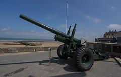 BL 5.5-inch Medium Gun Arromanche