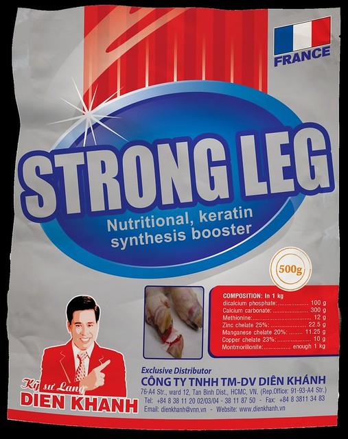 STRONG LEG