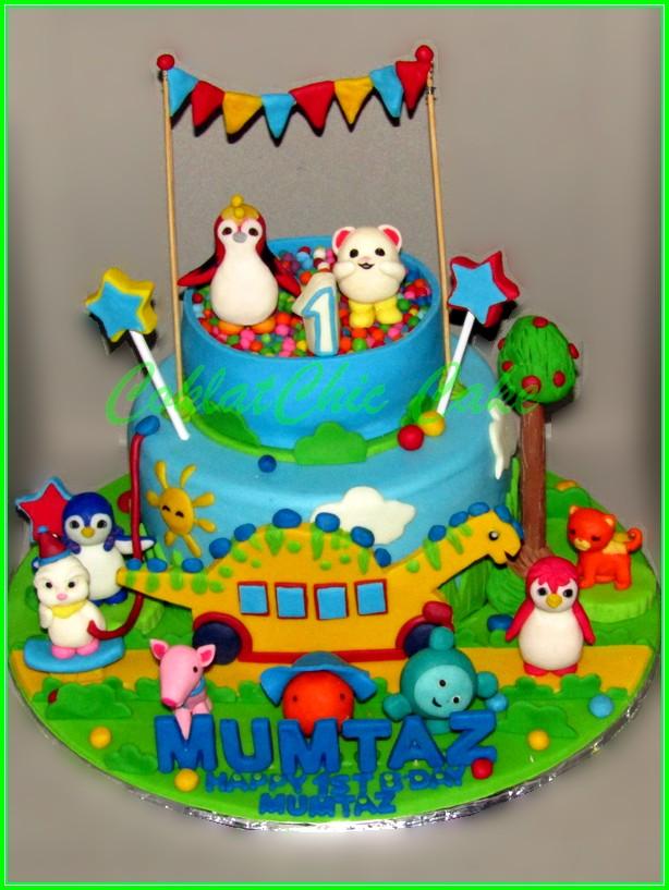 Cake Badanamu MUMTAZ 15cm