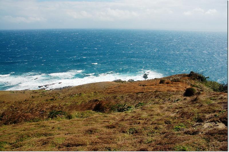 溪仔口山山坡大草原俯瞰海岸線 1