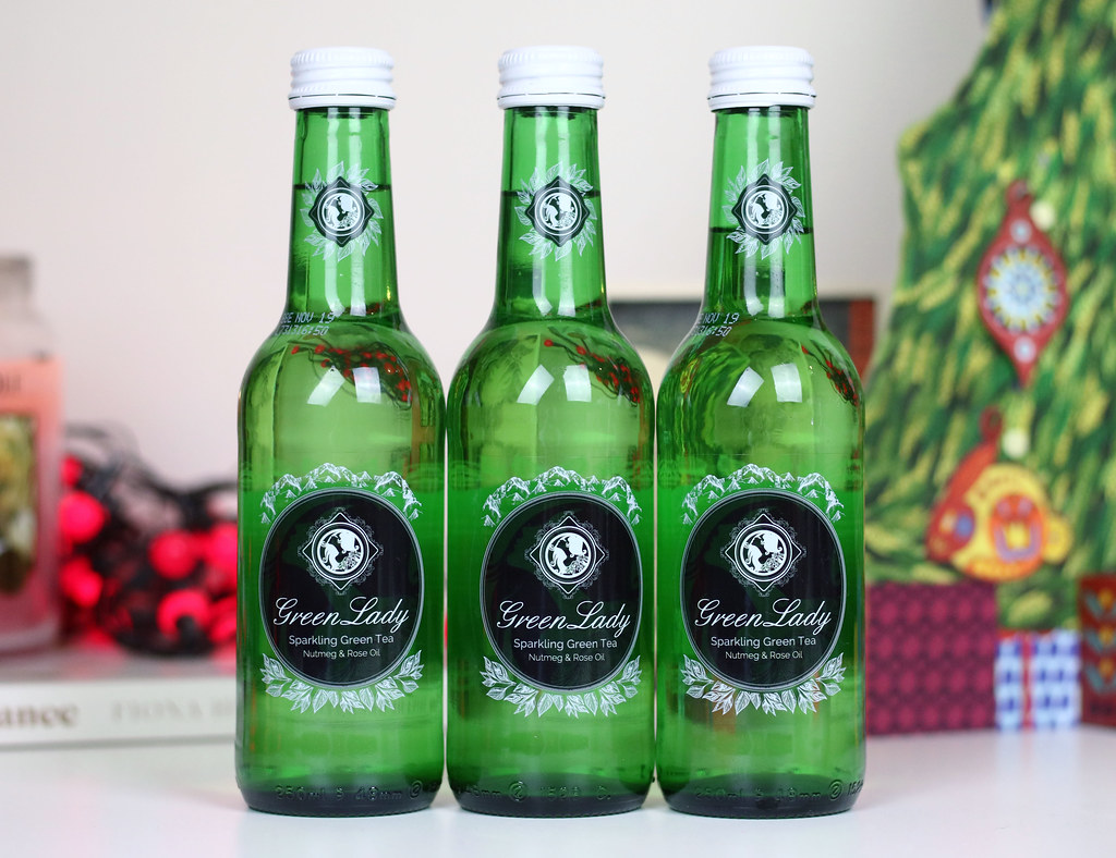 Green Lady Sparkling Tea