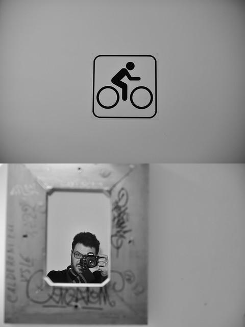 [il maniaco dei bagni] al Upcicycle