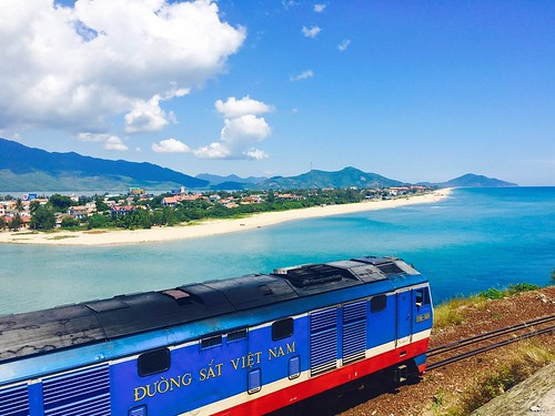 Train in Vietnam. From How to Plan an Indochina Tour