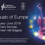 Music of Europe EN