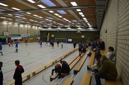 Hallenstadtmeisterschaft Dortmund / indoor football championships of Dortmund: round 1, Renninghausen
