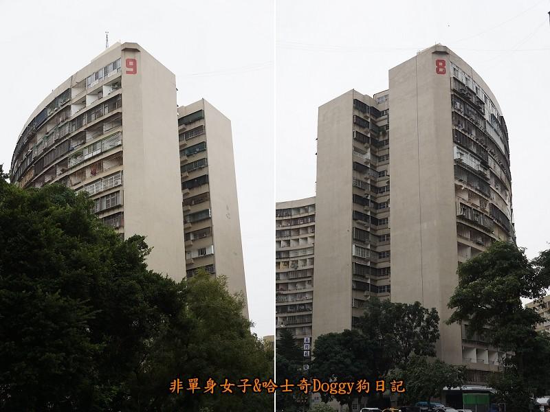 高雄果貿社區眷村國宅04