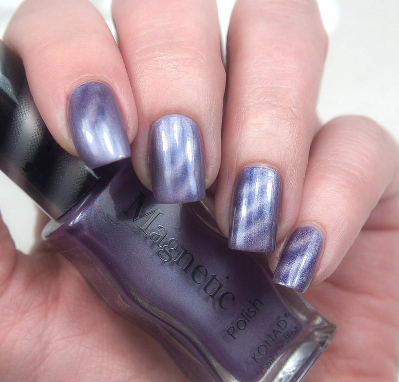 Konad Violet