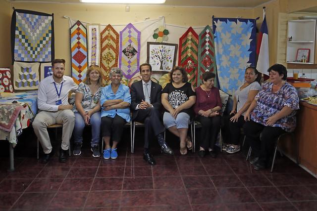 Taller Sueños de Mujer - Junta de vecinos Pedro Montt