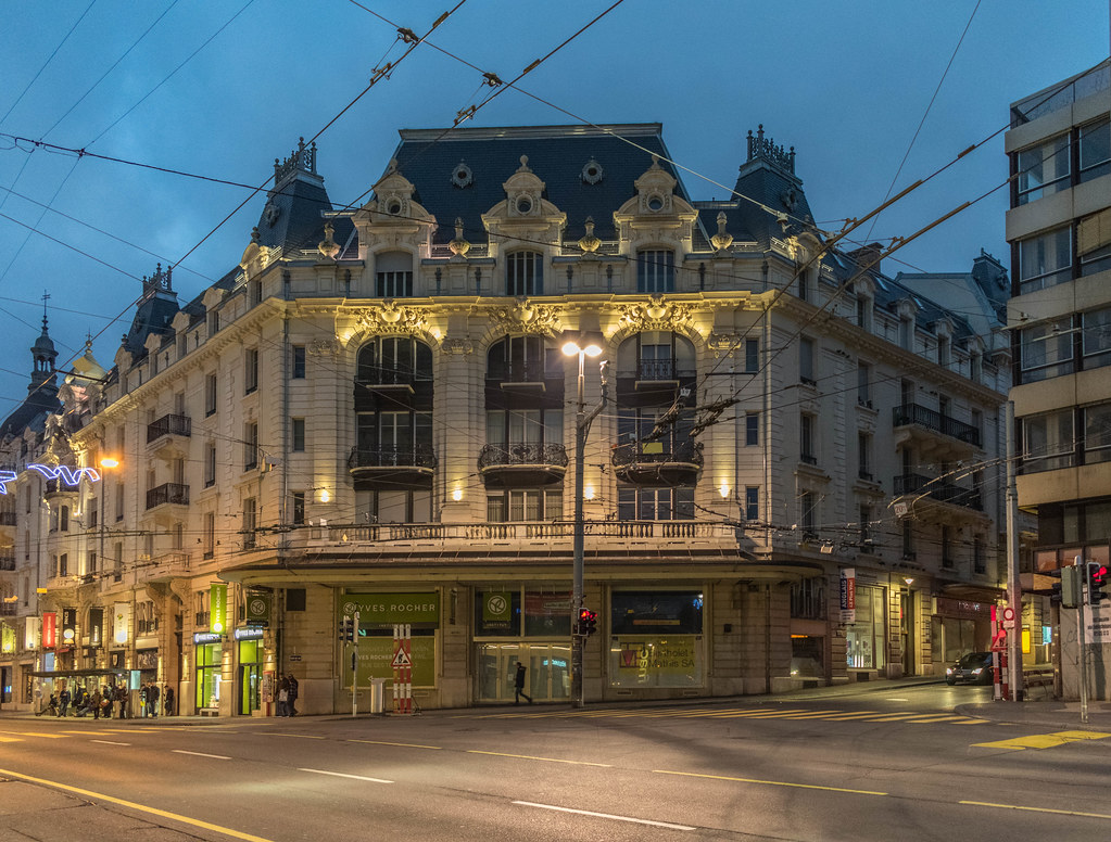 Montreux Hotels Near Train Station
