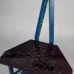 Linda Graham; Sacred Lady; Item 113 - in SITu: Art Chair Auction