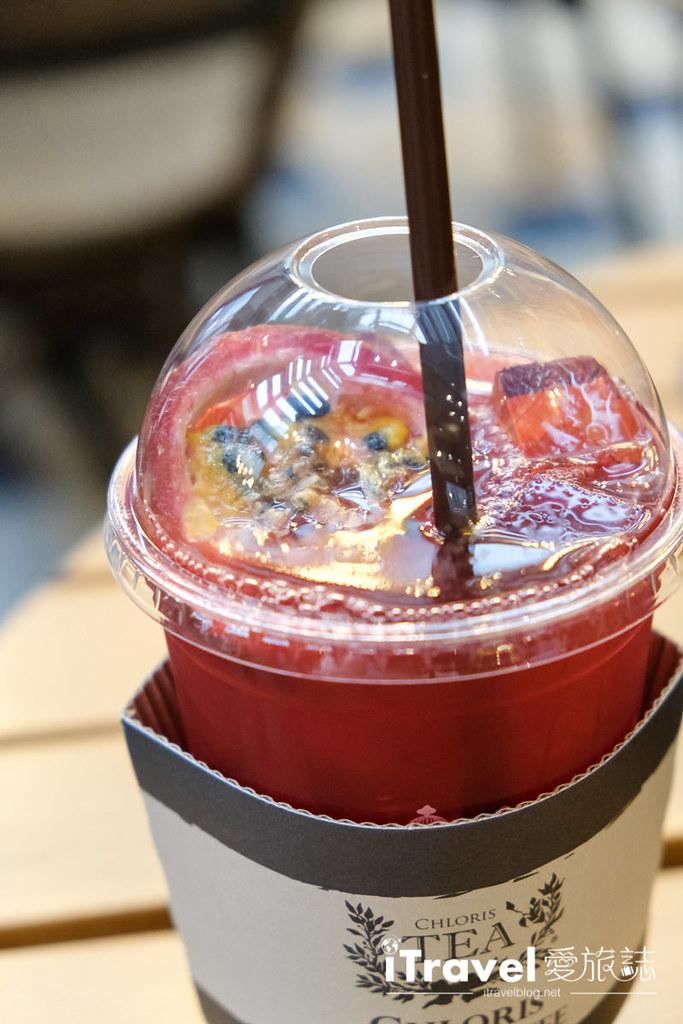 首尔美食餐厅 Chloris Tea & Coffee (19)