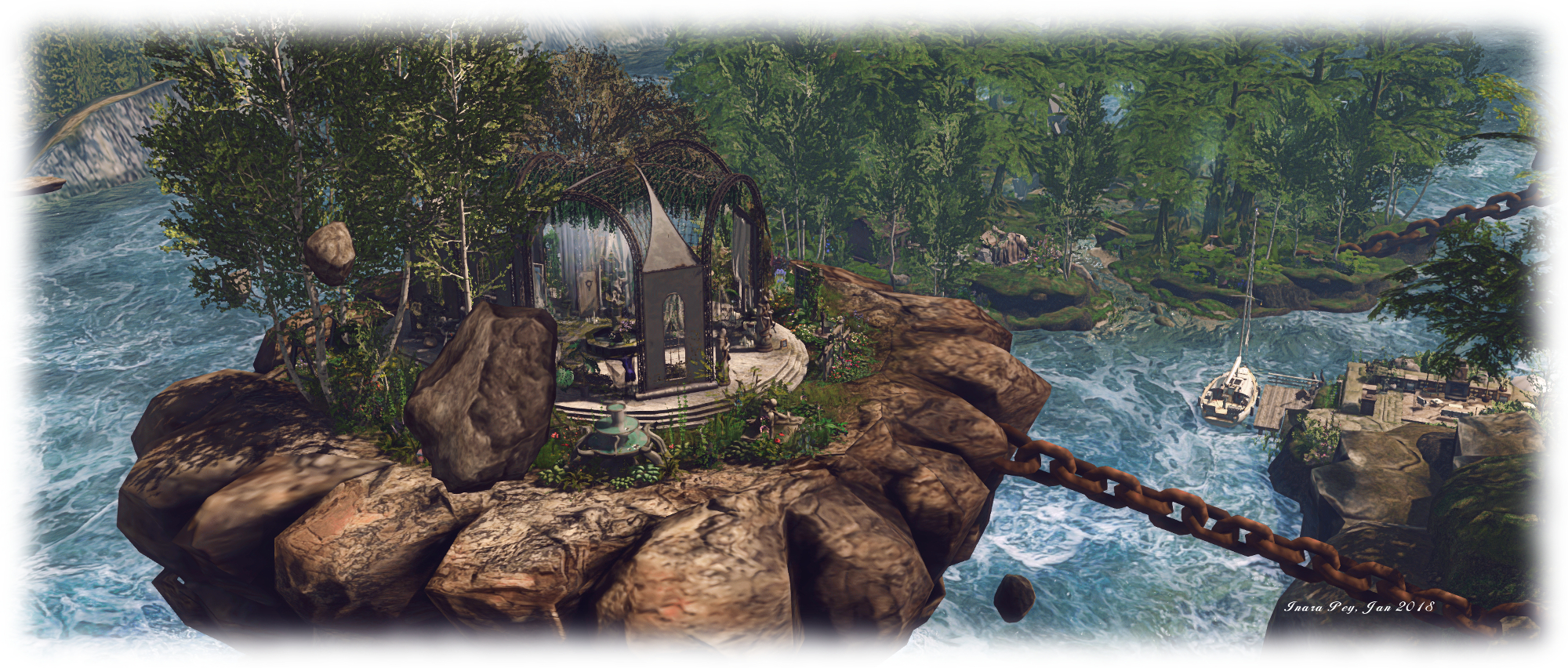 Brand New Colony; Inara Pey, January 2018, on Flickr