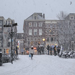 Don`t forget your warm winter jacket if you`re headed in Amsterdam during winter