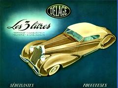 Delage 3-Litres (1946)