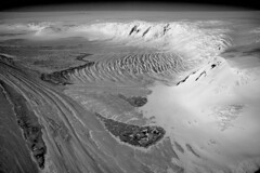 Ice and the Transantarctic Mountains, variant