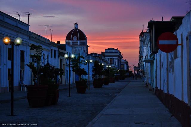 Tramonto a Cienfuegos - Sunset in Cienfuegos - Atardecer en Cienfuegos