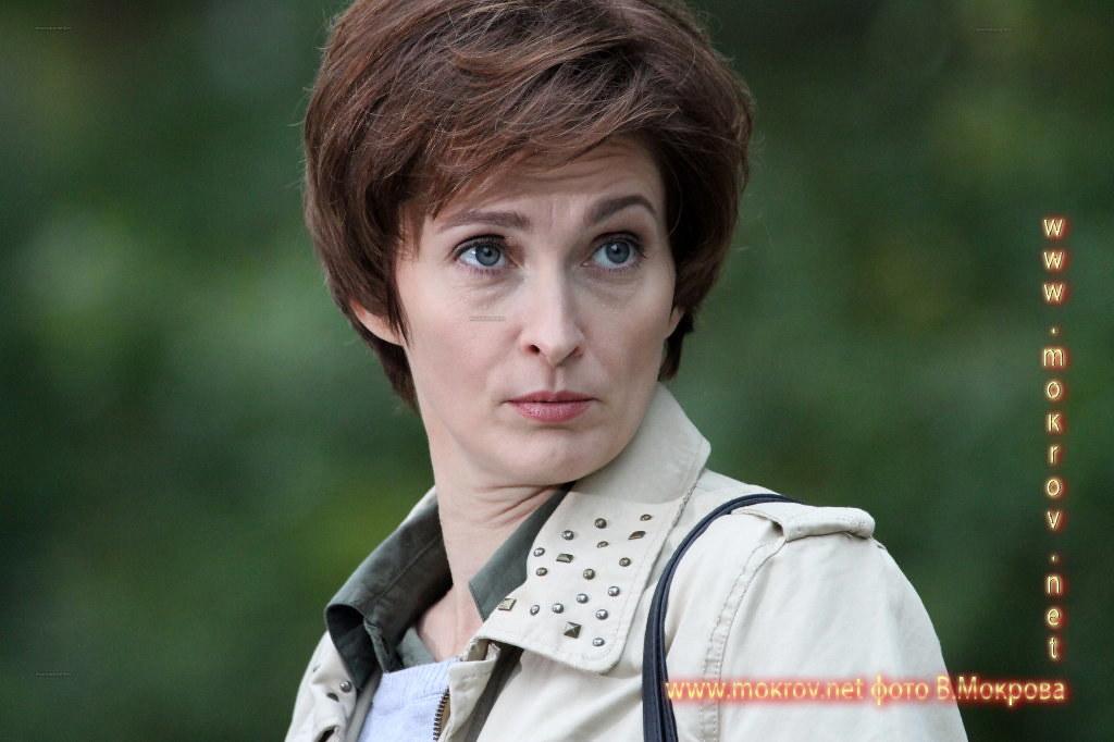 Актриса - Виктория Фишер любит посмеяться над собой, выкладывает фото с репетиций «Морозова» сериала