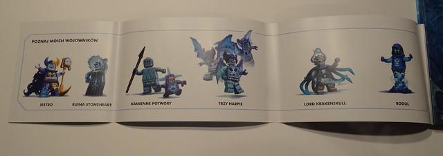 RECENZJA LEGO® NEXO KNIGHTS™. Księga Monstroksa 3