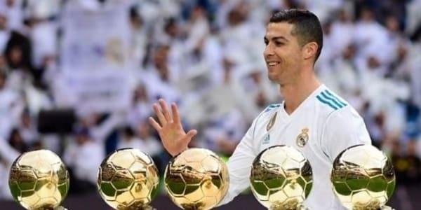 Rahasia Kehebatan Ronaldo Ternyata Ada Pada Egoisnya