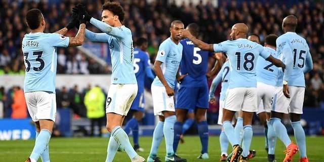 Manchester City Berhasil Masuk Ke Semifinal EPL Cup