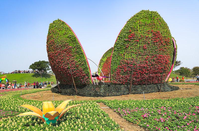 2017臺中國際花毯節15