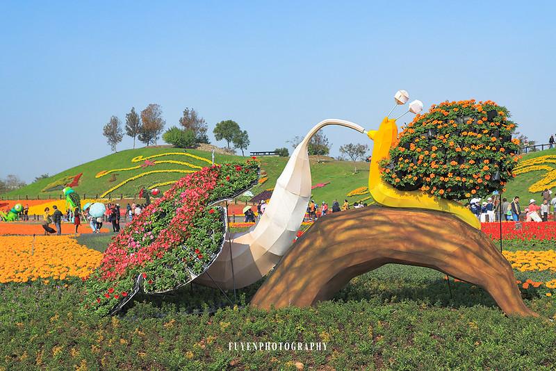 2017臺中國際花毯節14