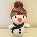 Cuddly Snowman Amigurumi