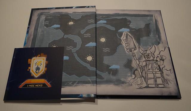 RECENZJA LEGO® NEXO KNIGHTS™. Księga Monstroksa 2