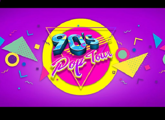 90's Pop Tour / Auditorio Telmex.