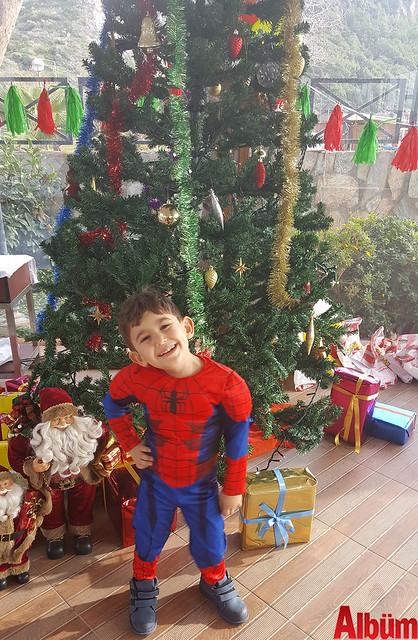 Şeker Portakalı Anaokulu yılbaşı kutlaması - Filika Restoran -8