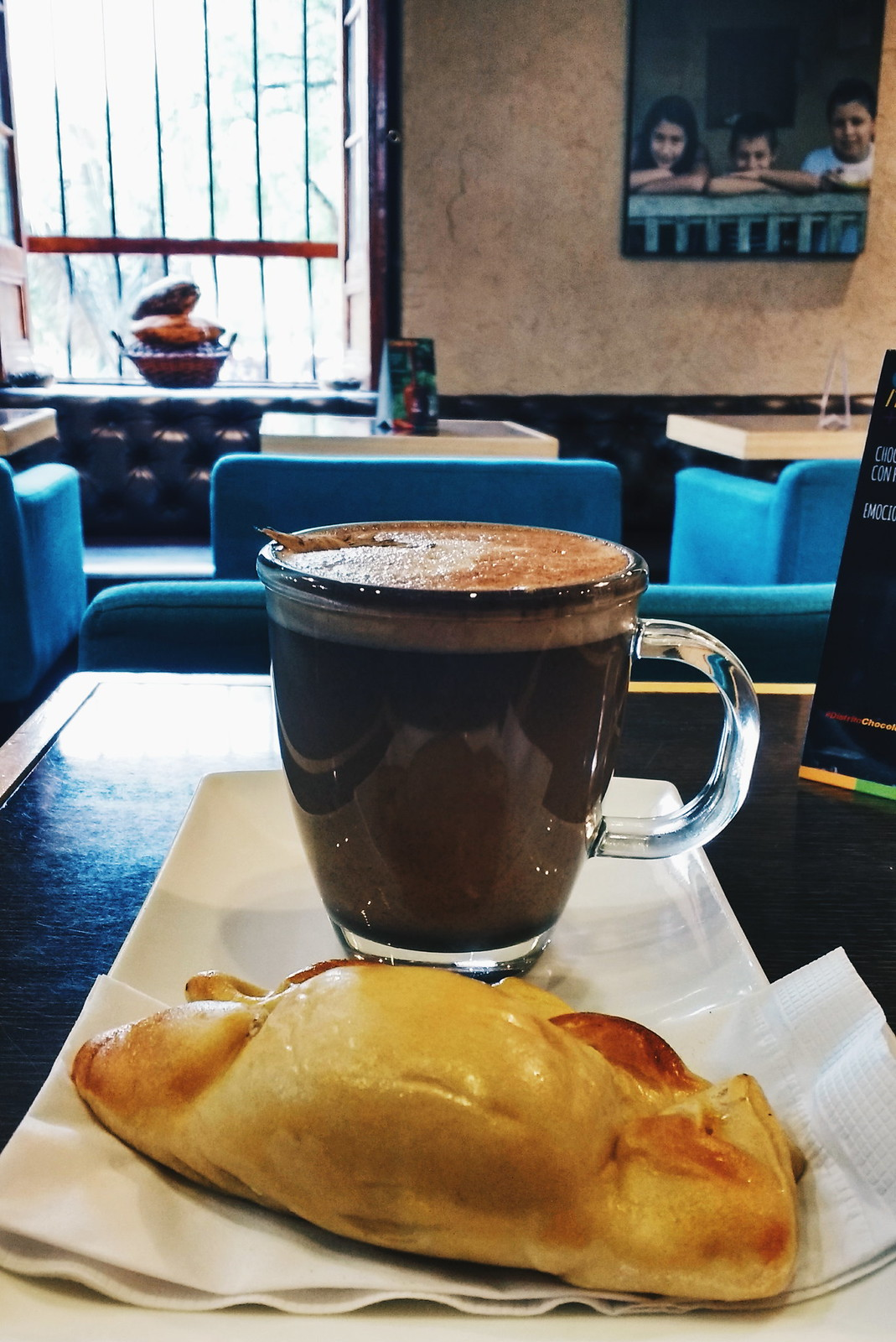 Café del Huila, Bogotá • COL