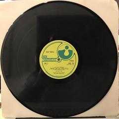 DEEP PURPLE:DEEP PURPLE(RECORD SIDE-B)